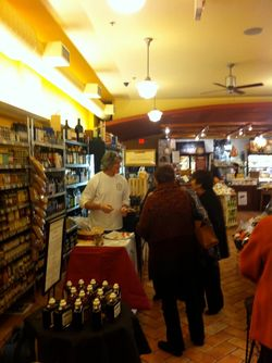 Herb at Di Bruno Brothers